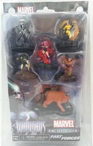 Marvel Heroclix: Guardians of the Galaxy (Comic) Fast Forces Starter Pack