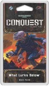 Warhammer 40.000: Conquest – Planetfall cycle – What Lurks Below
