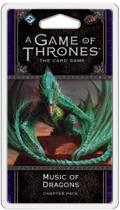 A Game of Thrones: The Card Game (Second Edition) – Music of Dragons (Dance of Shadows cycle)