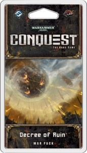 Warhammer 40.000: Conquest – Planetfall cycle – Decree of Ruin