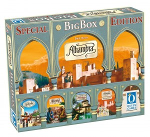 Alhambra: Special Edition Big Box