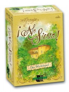 La Granja: The Dice Game - No Siesta!