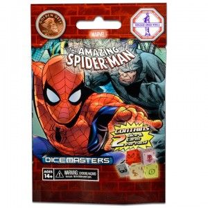 Marvel Dice Masters: The Amazing Spider-Man Gravity Feed Pack