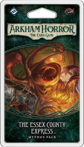 Arkham Horror: The Card Game - Mythos Pack - The Essex County Express