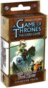 A Game of Thrones LCG: War of Five Kings