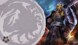 FFG - mata do gry Legend of the Five Rings LCG: Defender of the Wall
