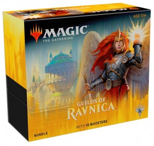 Magic: The Gathering - Guilds of Ravnica - Bundle