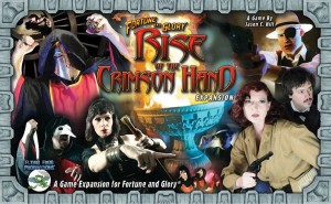 Fortune and Glory: Rise of the Crimson Hand expansion