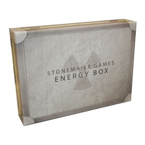 Treasure Chest: Energy Box