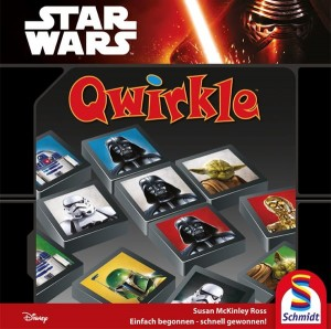 Qwirkle: Star Wars