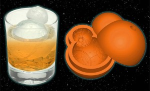 Star Wars - forma silikonowa BB-8