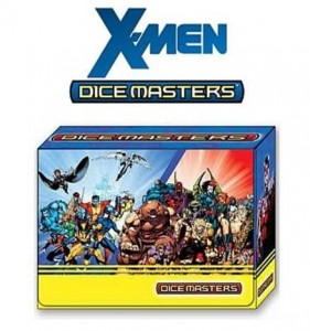 Marvel Dice Masters : X-Men Magnetic Box