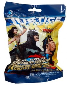 DC HeroClix: Justice League Trinity War Gravity Feed Booster (1 fig.)