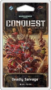 Warhammer 40.000: Conquest – Planetfall cycle – Deadly Salvage