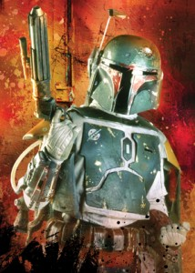 FFG Art Sleeves - Boba Fett