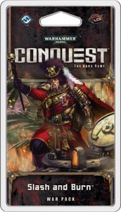 Warhammer 40,000: Conquest – Slash and Burn