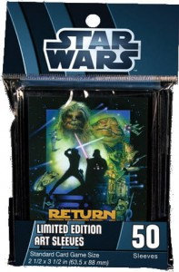 Koszulki FFG Star Wars Sleeves: Return of the Jedi (50szt)