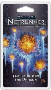 Android: Netrunner - Kitara Cycle - The Devil and the Dragon