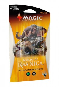 Magic: The Gathering - Guilds of Ravnica - Theme Booster (Selesnya)