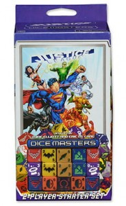 DC Comics Dice Masters: Justice League Starter Set