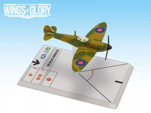 WW2 Wings of Glory - Supermarine Spitfire Mk.I - Squadron Pack