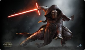 FFG - Mata do gry Star Wars Kylo Ren