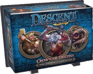 Descent 2nd Edition: Crown of Destiny