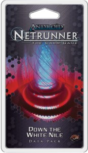 Android: Netrunner - Kitara Cycle - Down the White Nile