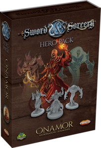 Sword & Sorcery: Immortal Souls - Onamor Hero Pack