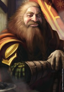 FFG Art Sleeves - Gimli