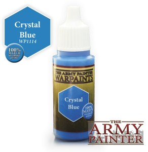 Warpaints: Crystal Blue