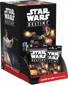 Star Wars: Destiny - Empire at War booster box (36szt)