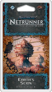 Android: Netrunner - Red Sand Cycle - Earth's Scion