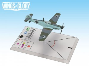 WW2 Wings of Glory - Messerschmitt Bf. 109 E–3 - Squadron Pack