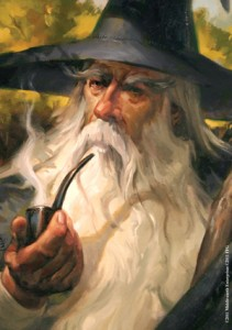 FFG Art Sleeves - Gandalf