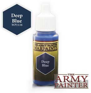 Warpaints: Deep Blue