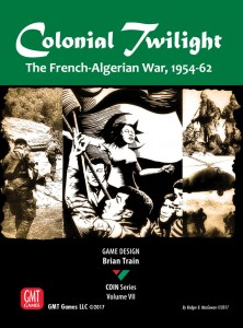 Colonial Twilight: The French-Algerian War, 1954-62 - COIN series VII