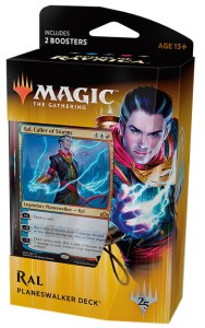 Magic: The Gathering - Guilds of Ravnica - Planeswalker Deck (Ral)