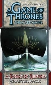 A Game of Thrones LCG: A Song of Silence