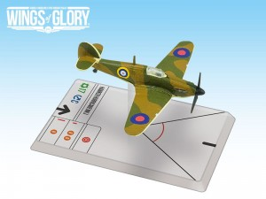 WW2 Wings of Glory - Hawker Hurricane Mk.I - Squadron Pack