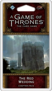 A Game of Thrones: The Card Game (Second Edition) – Red Wedding