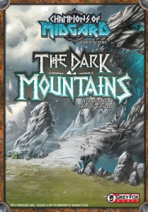 Champions of Midgard: The Dark Mountains Expansions