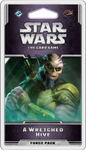 Star Wars: The Card Game - Opposition Cycle -  A Wretched Hive
