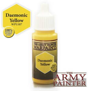 Warpaints: Daemonic Yellow