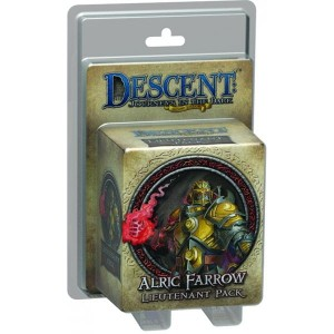 Descent 2nd Edition: Alric Farrow Lieutenant Pack
