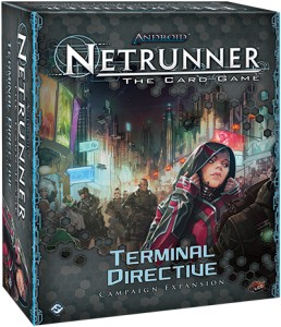 Android: Netrunner - Terminal Directive