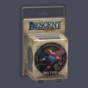 Descent 2nd Edition: Belthir Lieutenant Pack