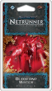 Android: Netrunner - Red Sand Cycle - Blood and Water
