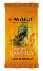Magic: The Gathering - Guilds of Ravnica - Booster Pack (1szt)