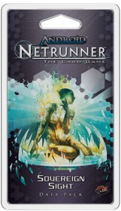 Android: Netrunner - Kitara Cycle - Sovereign Sight